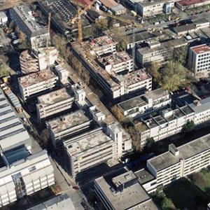 Gewerbebau / Bürogebäude