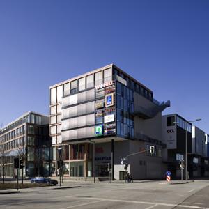 Einkaufszentren und Kinos